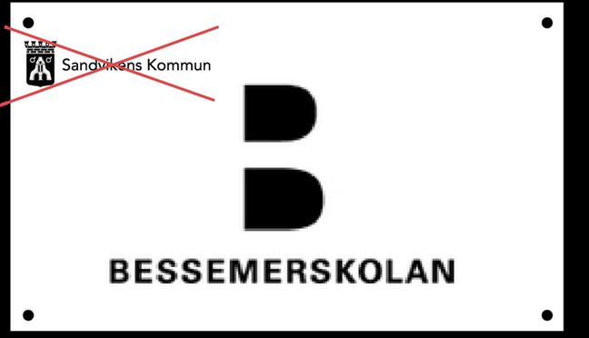 egen logotyp